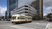 Artdeco tram