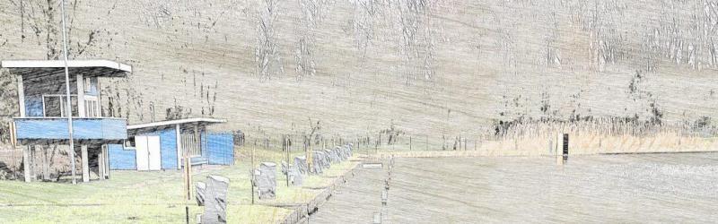 2004: Brallende ballen langs de roeibaan