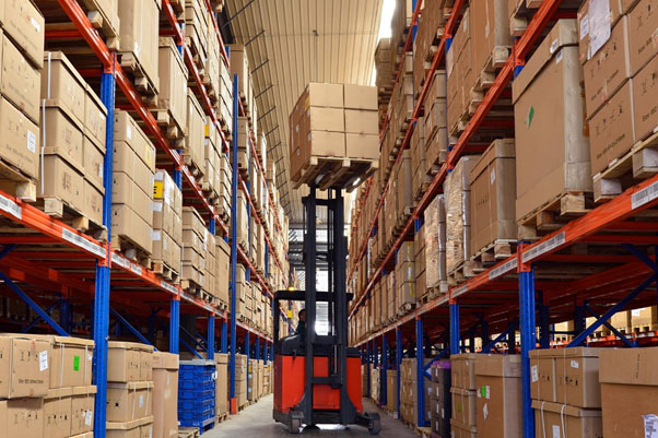 Warehousing and Storage Services in Surat