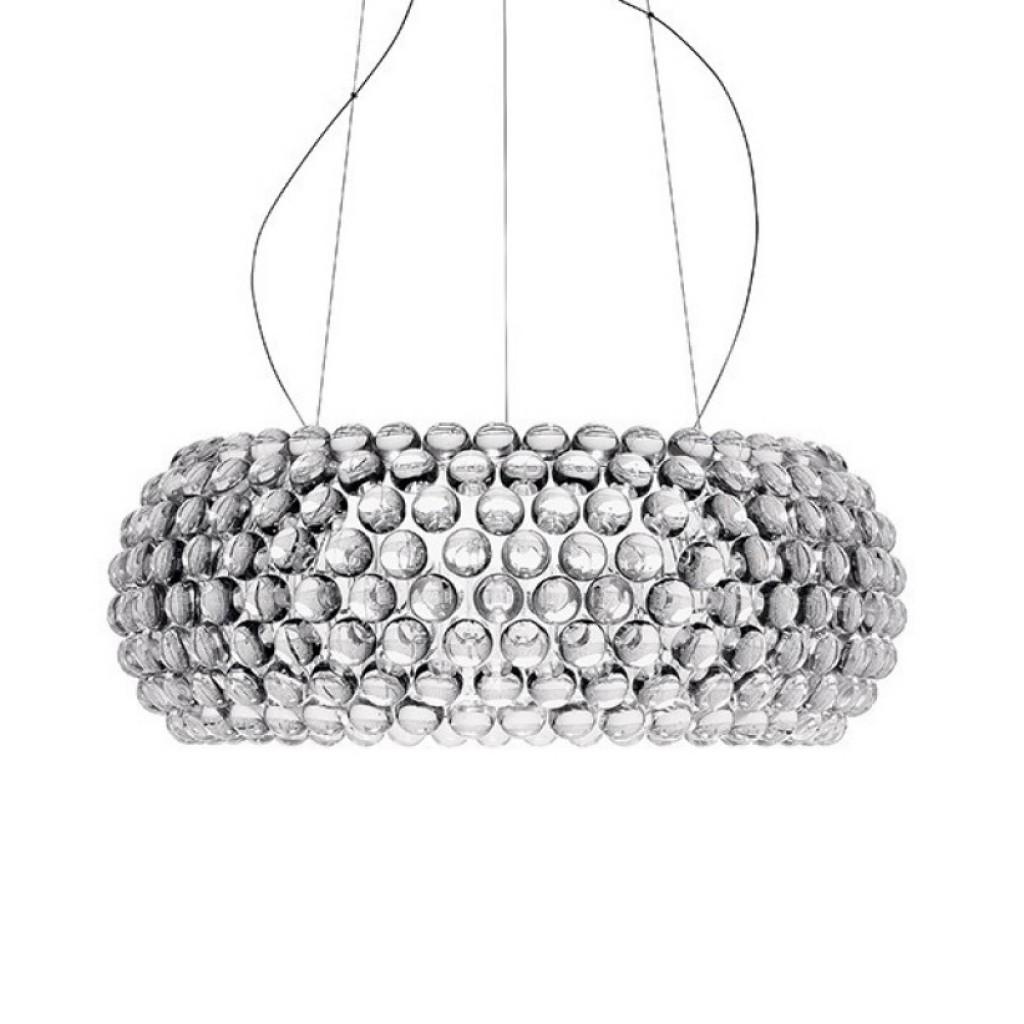 Corp De Iluminat Suspendat Pe Fir Bubble Glass Light T 65