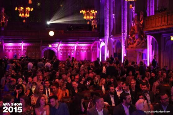 Guild Hall в ожидании оглашения имен победителей