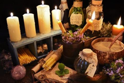 velas para rituales