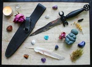 herramientas wicca