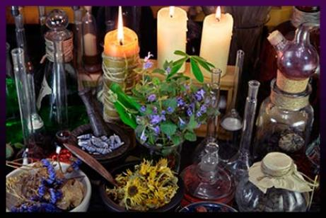 Rituales de magia verde
