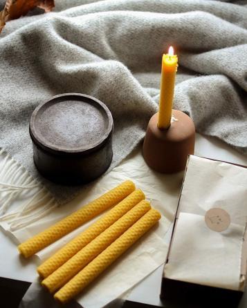 velas de miel