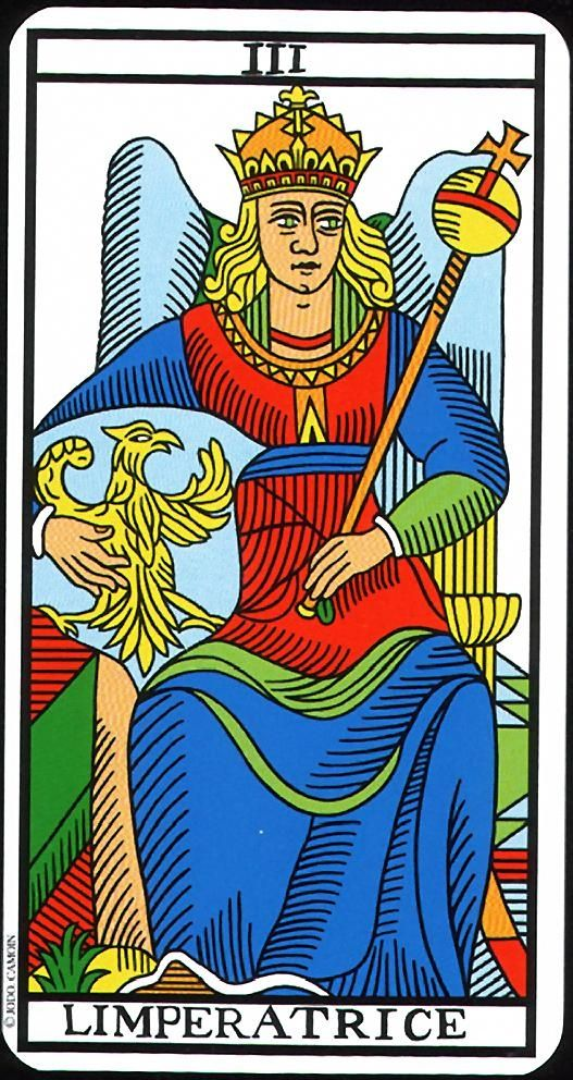 La Emperatriz. Características y significados