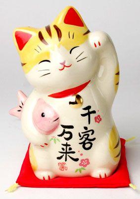 Engimono, amuletos japoneses para la buena suerte