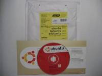 Paquete de CD - Ubuntu 7.04 Festy Fawn