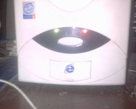 The Internet Explorer's PC