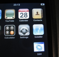 Installer.app en el Ipod Touch