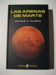 Libro - Las arenas de Marte