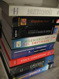 Algunos libros que he leído