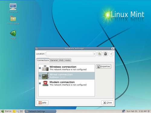 Linux Mint - Wireless drivers
