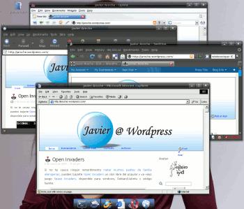 navegadores en ubuntu