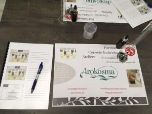 Formation/Atelier - Initiation à l'Aromathérapie Scientifique @ Centre Libéal