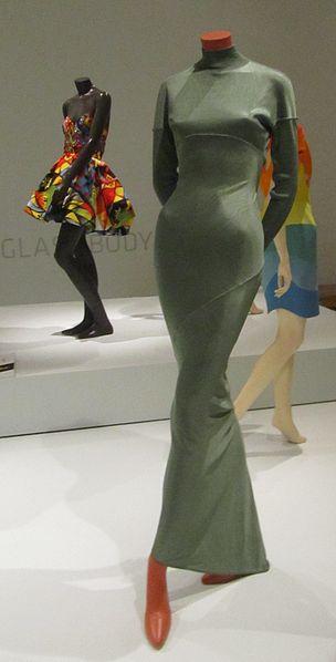 304px-Azzedine_Alaia_acetate_dress