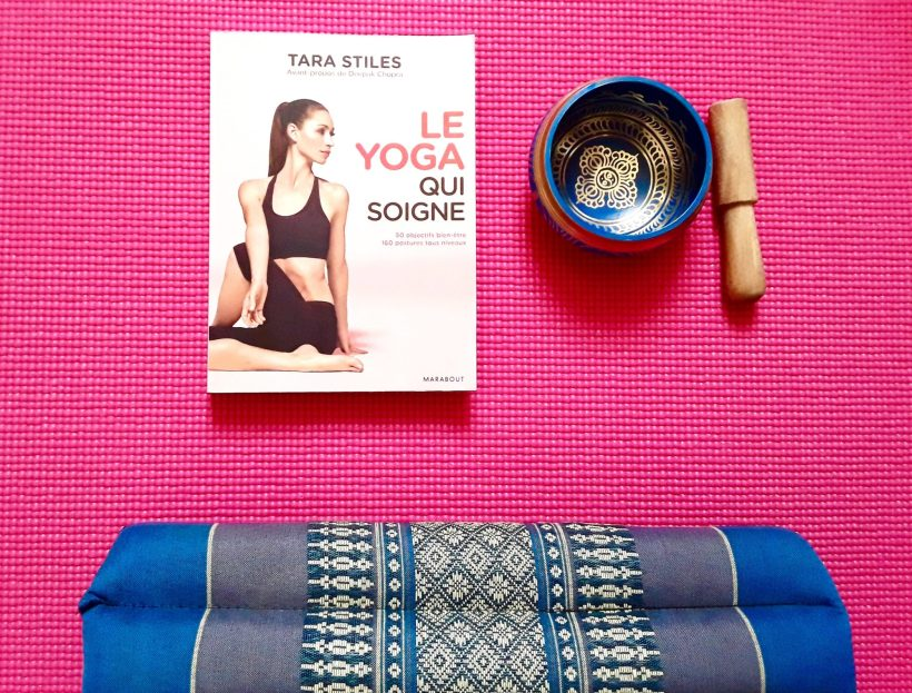 livre le yoga qui soigne