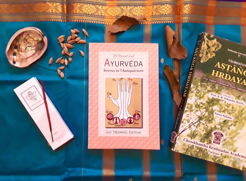 livre Ayurveda Dr Vasant Lad