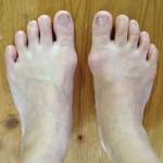 pieds nouveaute