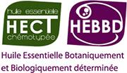 Huile essentielle botaniquement et biologiquement déterminée