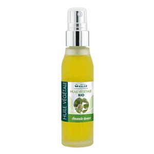 Huile végétale amande douce bio spray 50 ml
