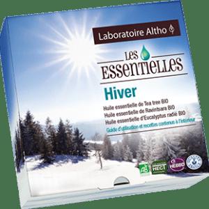 Coffret 3 huiles essentielles spécial hiver