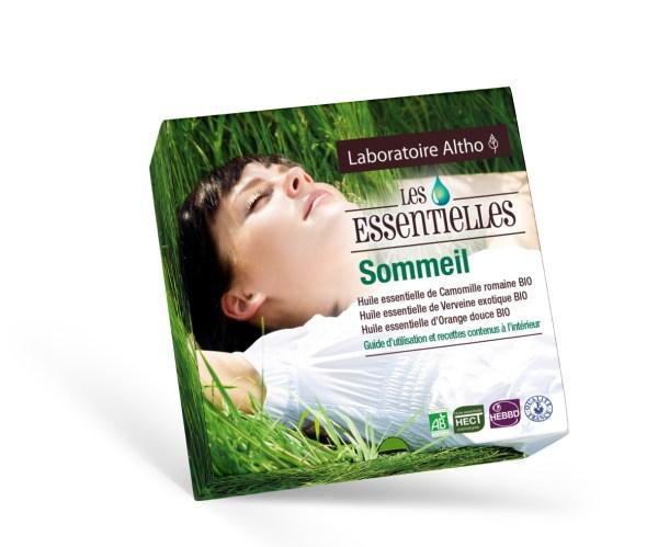 coffret huiles essentielles spécial sommeil