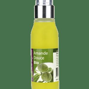 huile végétale amande douce bio