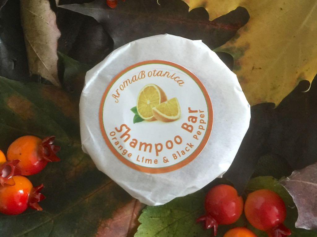 Shampoo Bar Orange