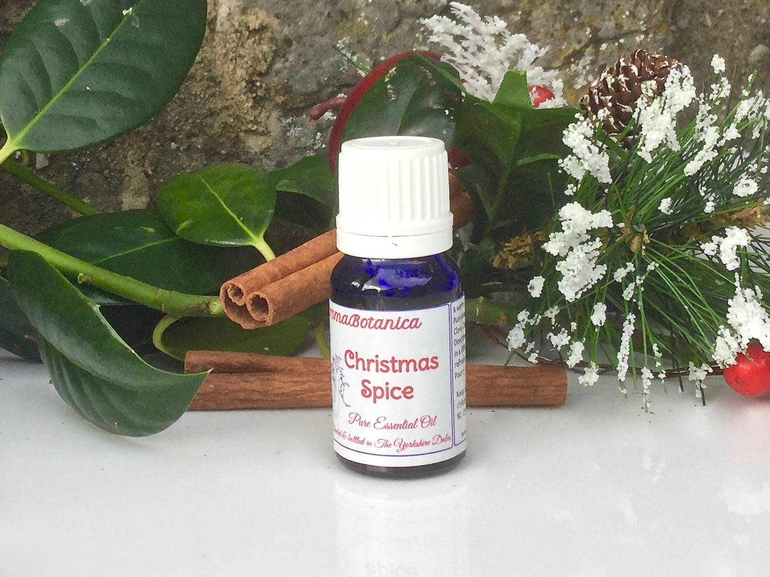 Christmas Spice Essential Oil Blend
