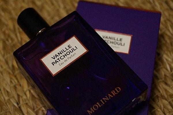 Patchouli-parfum