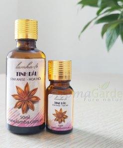 tinh dầu hoa hồi nguyên chất