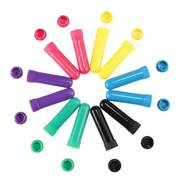 Inhalator aromaterapeutyczny kieszonkowy - 7 kolorów 1