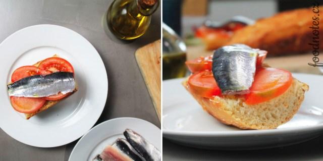 Jednoduchý recept na nasolení ryb (u mě sardinek) doma