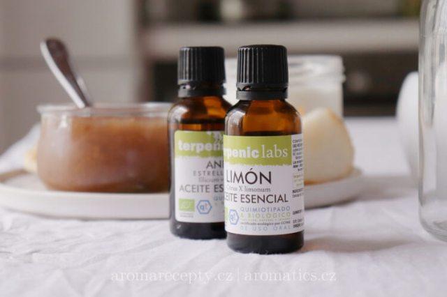 Esenciální oleje pro použití do jídla od Terpenicu