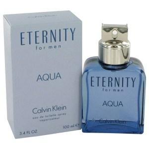 Eternity Aqua Cologne for Men by Calvin Klein