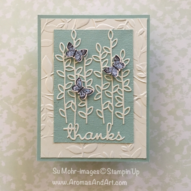 Aromas And Art Su Mohr Independent Stampin Up