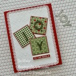 By Su Mohr for FMS; Click aromasandart.com to go to my blog; Featuring: Heartwarming Hugs designer paper, Peace & Joy Stamp Set,Ornate Layers Dies, Playful Alphabet Dies, Layering Squares Dies, Absolutely Argyle embossing; #christmascards #holidaycards #holiday2020 #joytotheworls #peace&joy #playfulalphabet #handmadecards #handcrafted #diy #cardmaking #papercrafting #cardsketches