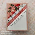 By Su Mohr for cts; Click aromasandart.com to go to my blog for details! Featuring Fine Art Floral paper, Art Gallery Stamp Set, Floral Gallery Dies, Stitched Rectangles Dies, True Love paper; #thinkingofyoucards #friendshipcards #artgallery #floralgallery #fineartfloral #cardsketches #stampinup2021 #june-july2021 #handmadecards #handcrafted #diy #cardmaking #papercrafting #flowersoncards