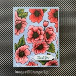 By Su Mohr for FF; Click aromasandart.com to go to my blog for details! Featuring: True Love Designer Paper, Stampin