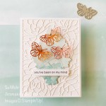 By Su Mohr for TGIF; Click aromasandart to go to my web site for details! Featuring: Simply Succulents Stamp Set, Potted Succulents Dies, Brilliant Wings Dies, Fine Art Floral Designer Paper; #brilliantwings #simplysucculents #pottedsucculents #succulents #succulentsoncards #butterflies #butterfliesoncards #handmadecards #handcrafted #diy #cardmaking #papercrafting #sumohr #aromasandart #stampinup #cardsketches On my mind