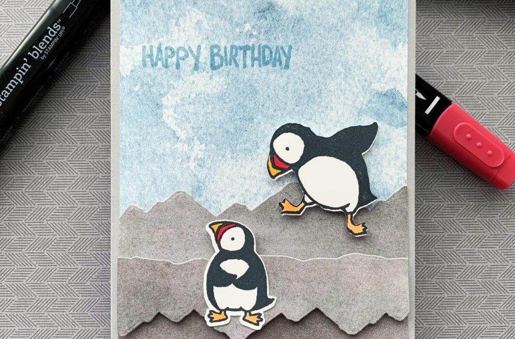 Party Puffins for GDP 291