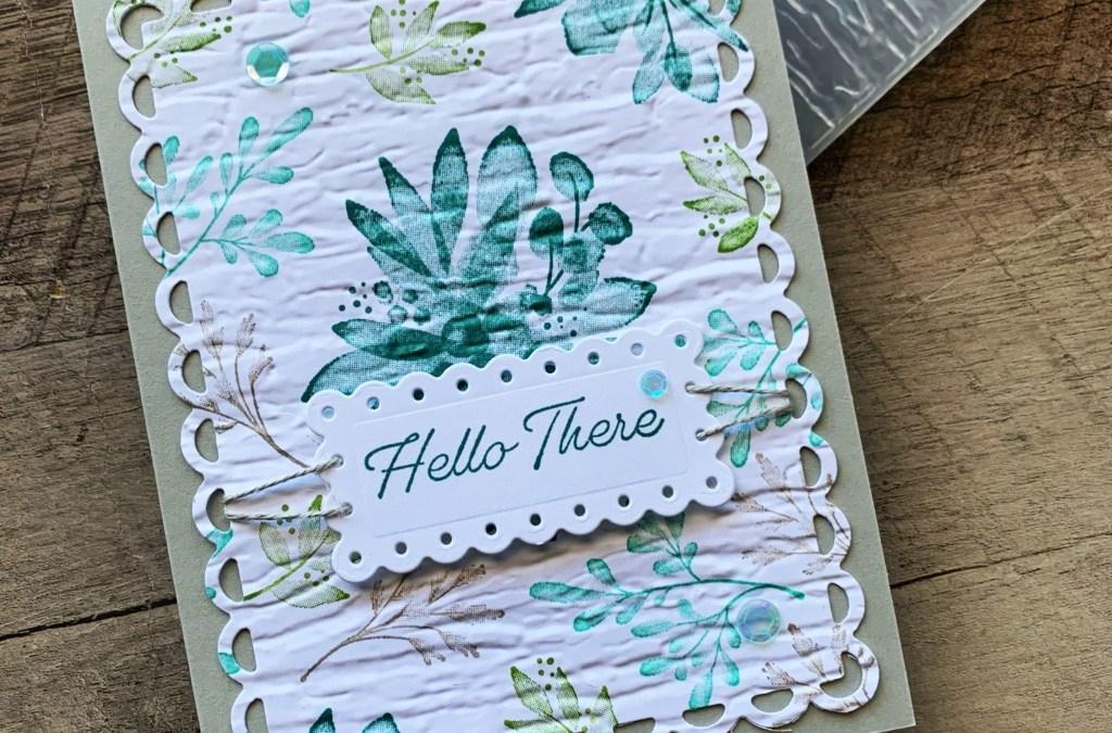 Eden's Garden Cotton Quilt