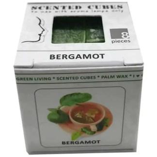 bergamot, scented cubes, waxmelts, scentchips,