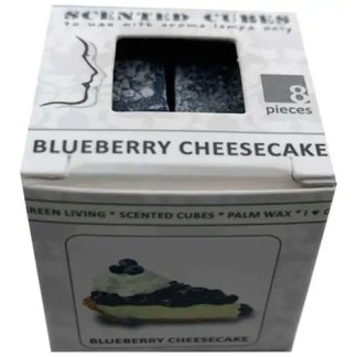 blueberry cheesecake, scented cubes, waxmelts, scentchips,