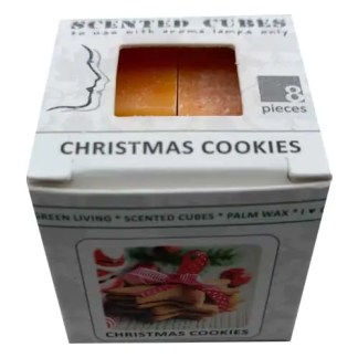 chrisma cookies, scented cubes, waxmelts, scentchips,