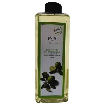 lime light, ipuro, navulling, refill, essentials,