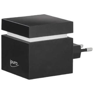home plug, ipuro, airpearls, diffuser, zwart,