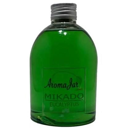 eucalyptus, eco, los flesje, geurstokjes, mikado, aromajar,