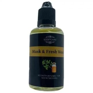 musk & freshwood, scentchips, scentparfume, diffuserolie,
